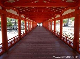 sanctuaire Shinto d'Itsukushima